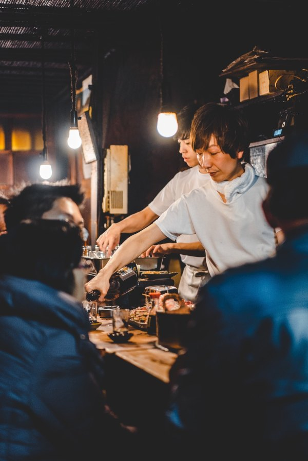 Tokyo Food Trip by Banter Snaps via Unsplash