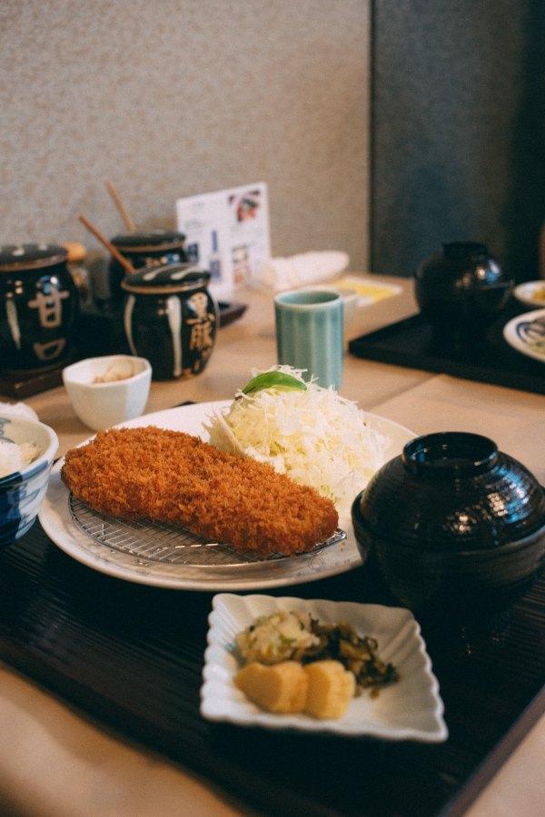 Tonkatsu by cCharles via Unsplash