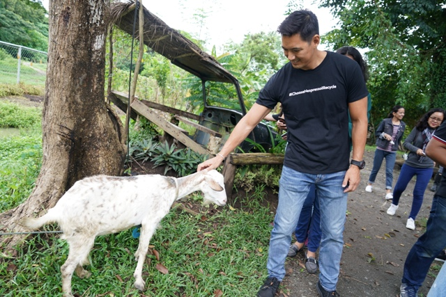 Nespresso brought the attendees to the countryside for an environmental trip to The Holy Carabao Holistic Farm, where sustainability advocates Marc Nelson, Melanie Go and Hindy Weber also talked about earth stewardship to inspire everyone to take part in preserving nature.