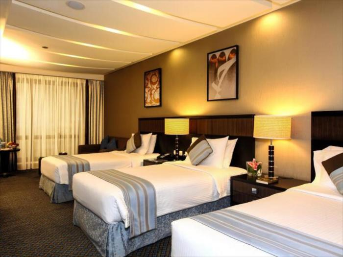 Al-Ghufran Safwah Hotel