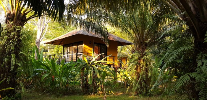 Anurak Community Lodge Deluxe Green Bungalow