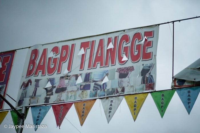 Bagpi Tiangge in Taytay Rizal