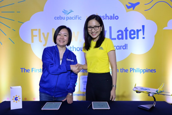 Booking with Cebu Pacific now made easier with more payment options available
