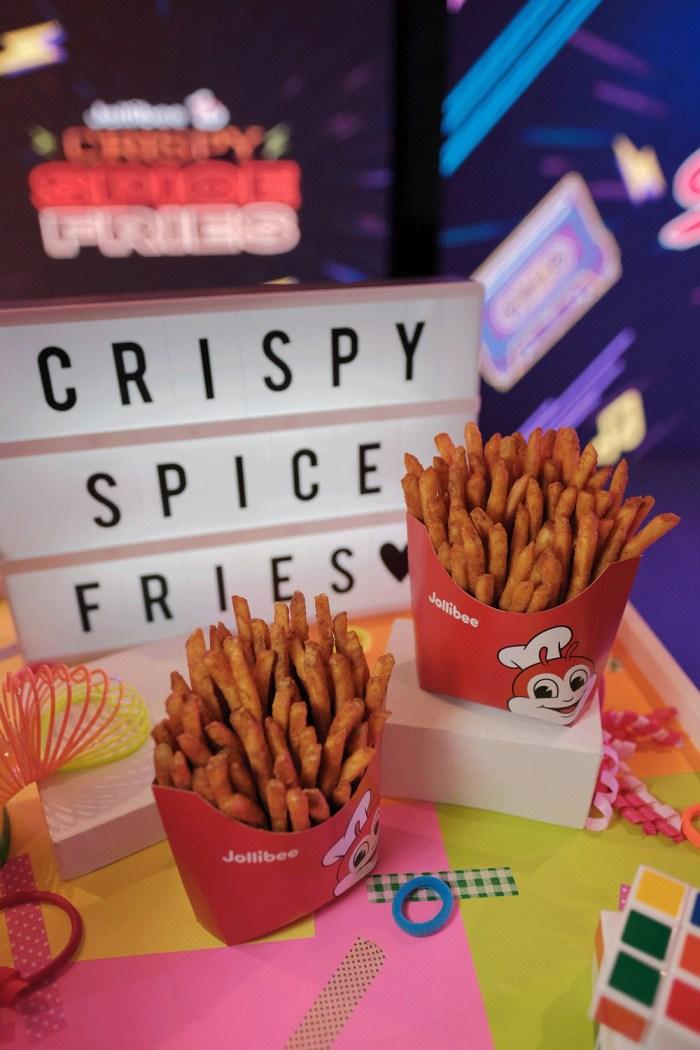 Jollibee's Crispy Spice Fries