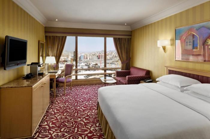 Hotel in Mecca