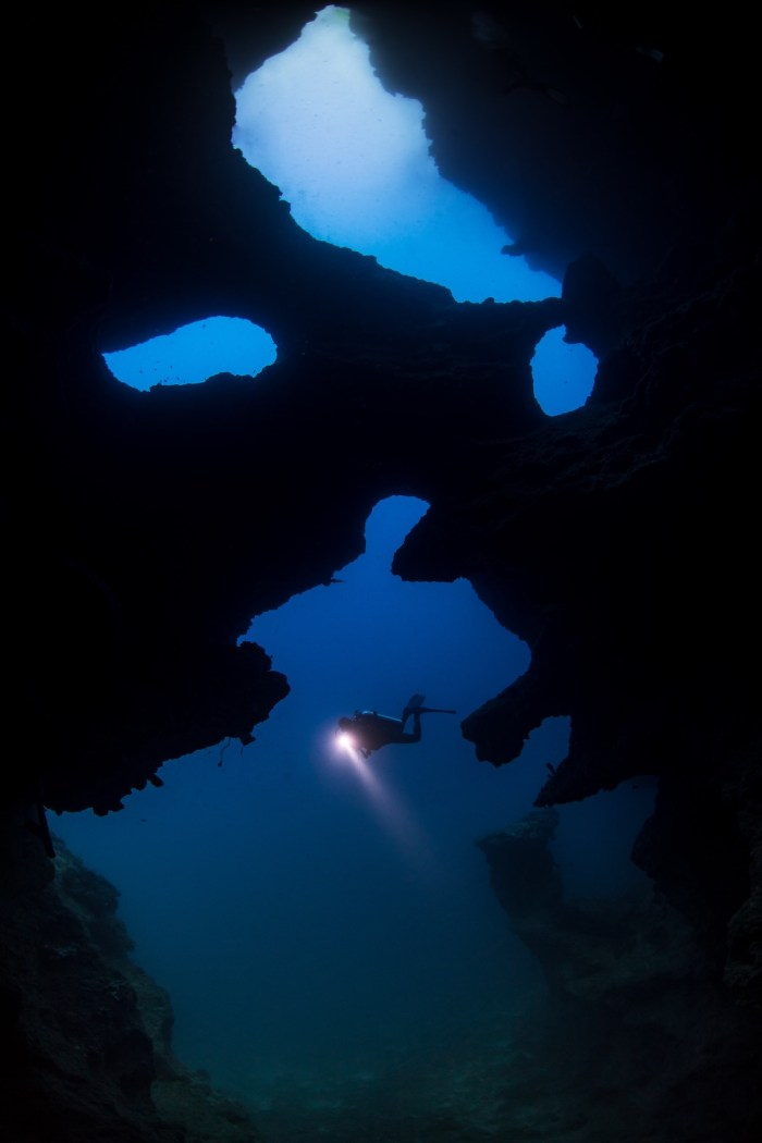 Pescador Underwater photo by Jerome Kim