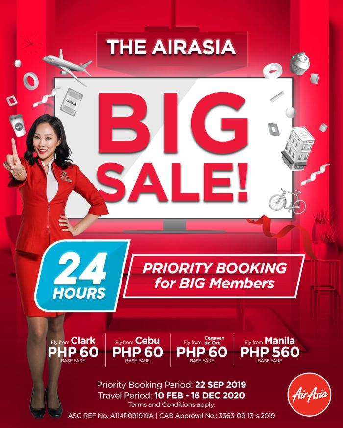The AirAsia Big Sale