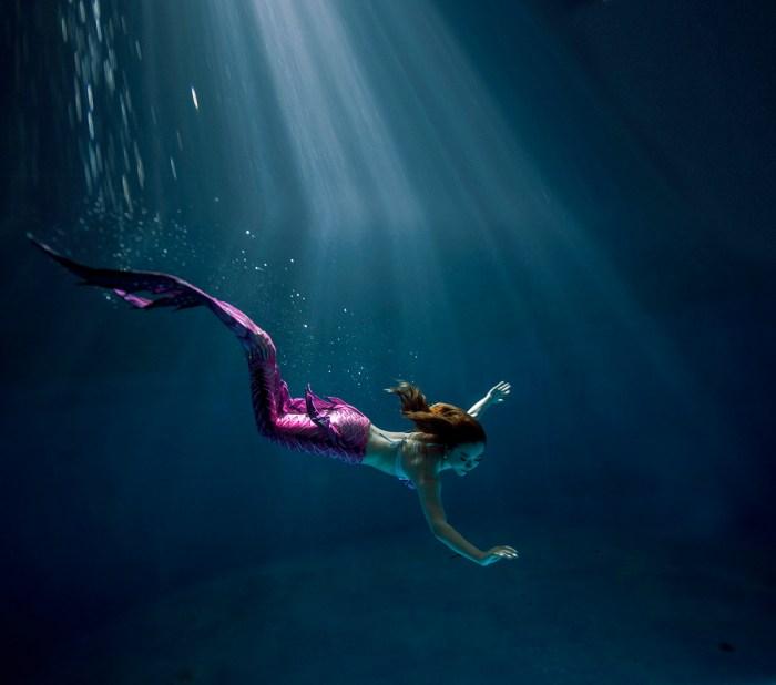 Yolanda Yao Mermaid
