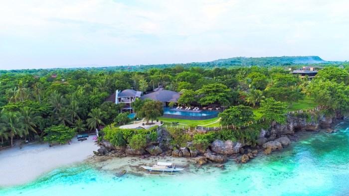 Beautiful Amorita Resort in Panglao Island Bohol