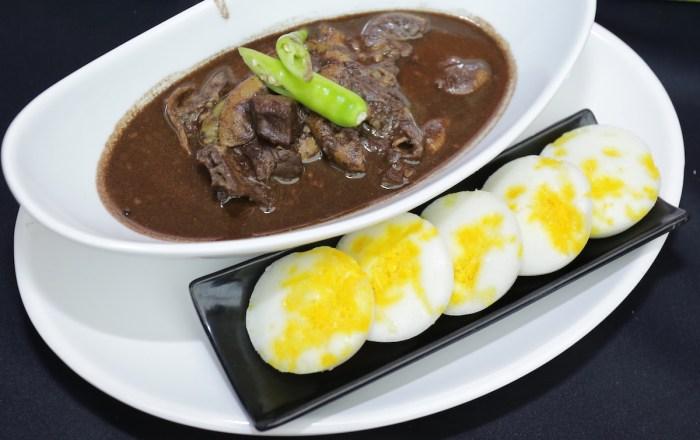 Beef Serkele by Chef Wilson Adriano
