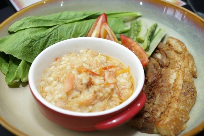 Burong Salmon Adlai by Chef Victor Barangan