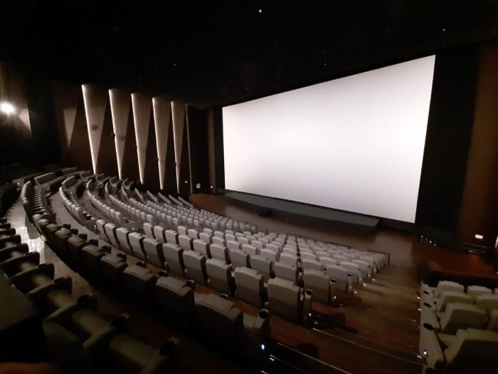 Cinema at Ayala Malls Manila Bay