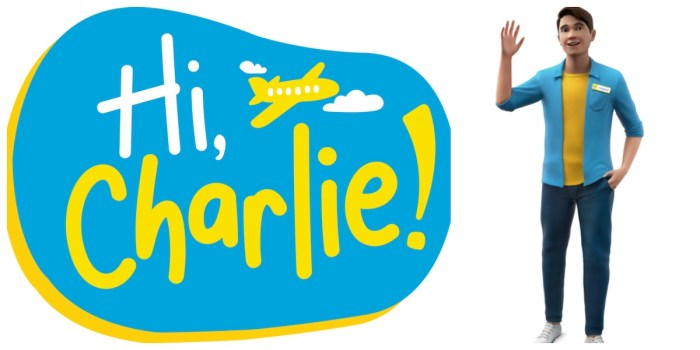 Meet Charlie, the all-around online travel assistant of Cebu Pacific