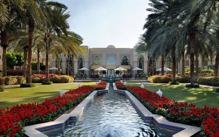 Residence and Spa at One and Only Royal Mirage Dubai