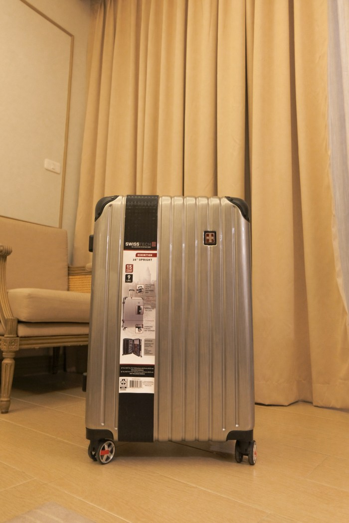 SwissTech USA Luggage Review