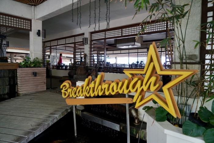Breakthrough Restaurant