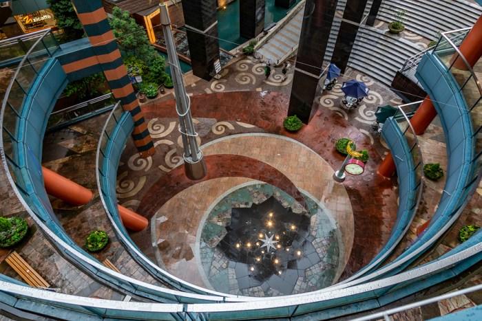 Canal City Hakata shopping mall