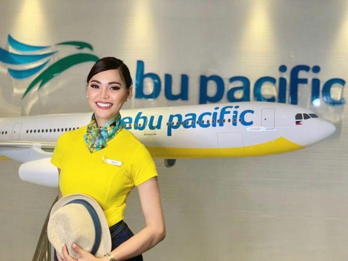 Cebu Pacific hires first-ever Filipino transwomen flight attendant