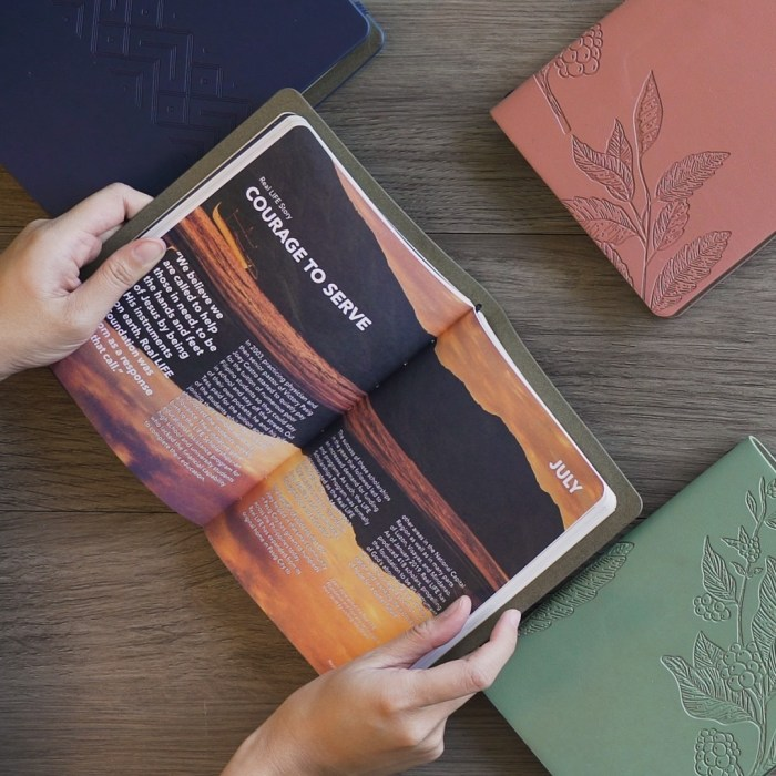 Coffee Bean and Tea Leaf's 2020 Giving Journal