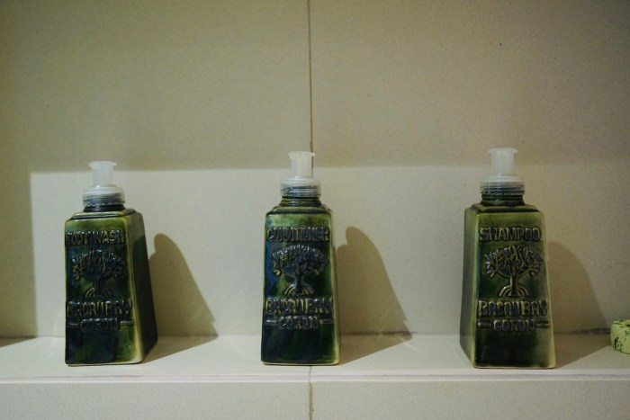 Refillable Shampoo and Liquid Soap
