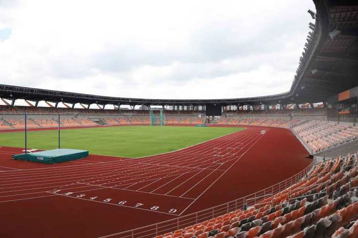 Athletics Stadium (photo credit: BCDA)