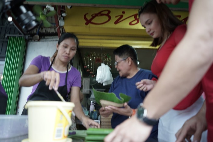 Bibingka in Kawit Cavite