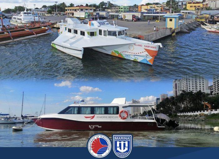 Cavite-Metro Manila Ferry Boat Service