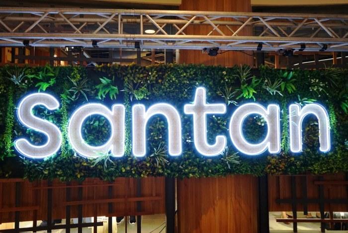 First AirAsia Santan Restaurant in KL