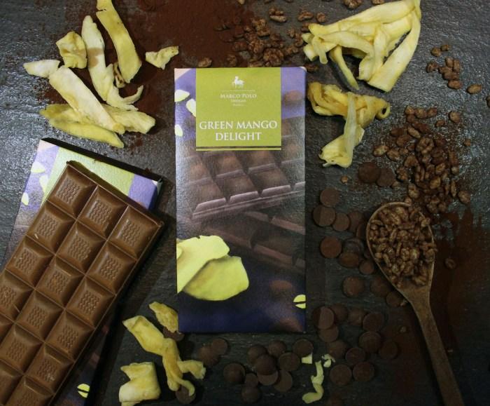 Green Mango Delight Chocolate