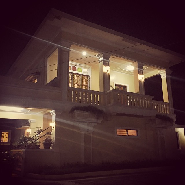 Quezon Heritage House inside Quezon City Circle