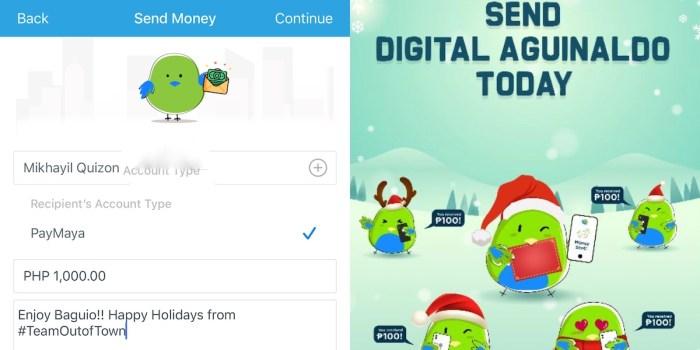 Send Digital Aguinaldo Today