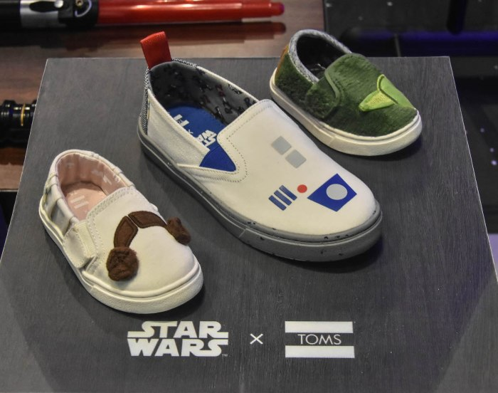 Star Wars X Toms Collection 2019