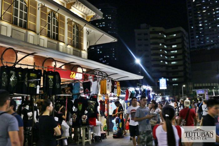 Tutuban Night Market photo via Tutuban Center FB Page