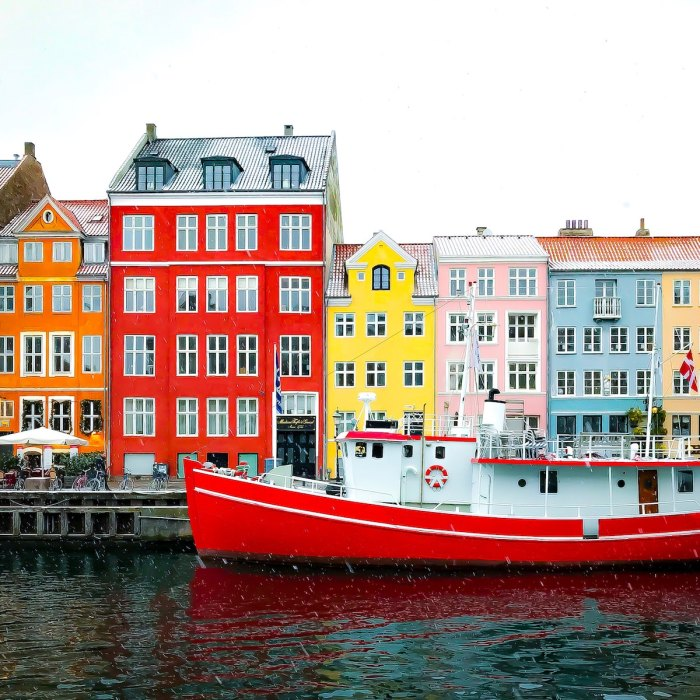 Best Hotels in Copenhagen by @potapenko