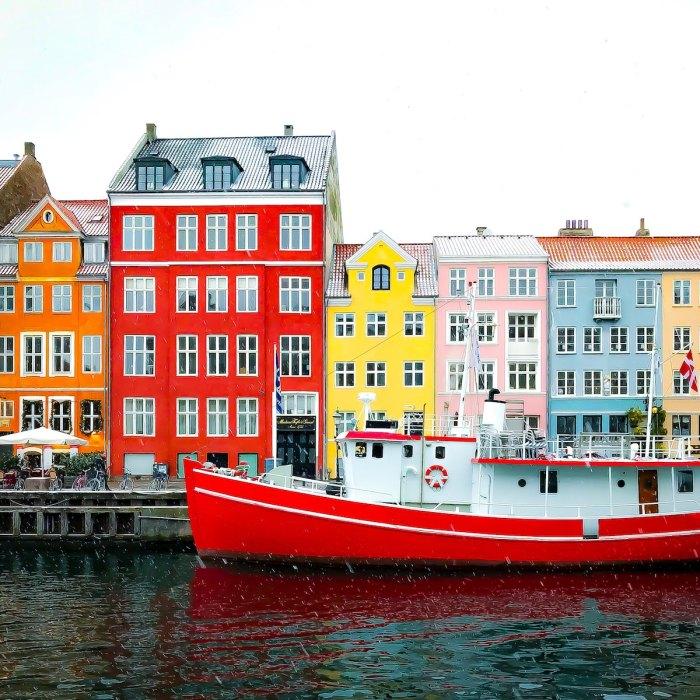 Best hotels in Copenhagen by @ Potapenko