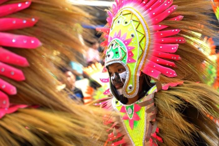 Biniray Festival Street Dancer