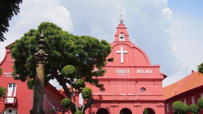 Christ Church - Things to do in Melaka