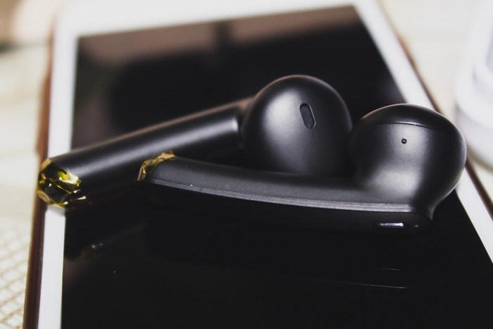 LIMITED EDITION Matte Black TWS Bilateral Wireless Earbuds by Joyroomm