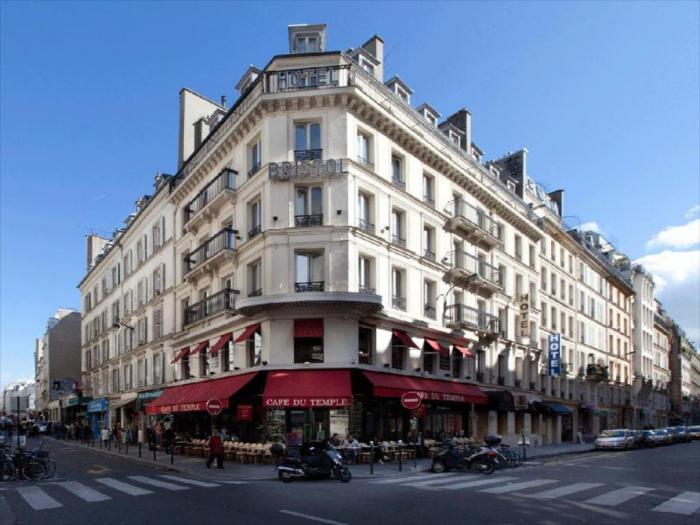 Le Bristol Paris Republique