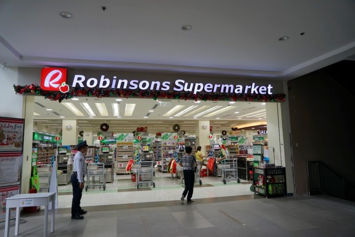Robinsons Supermarket near Citadines Cebu