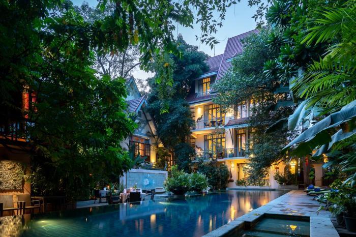 Ariyasom Villa in Bangkok