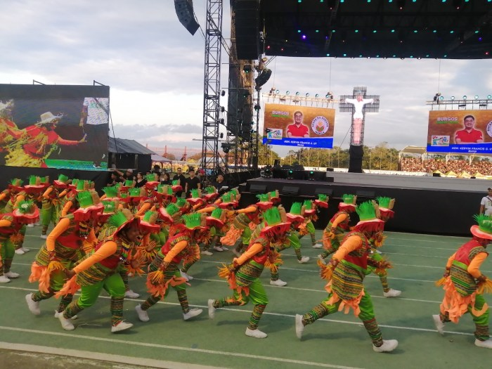 Bambanti Street Dance Parade