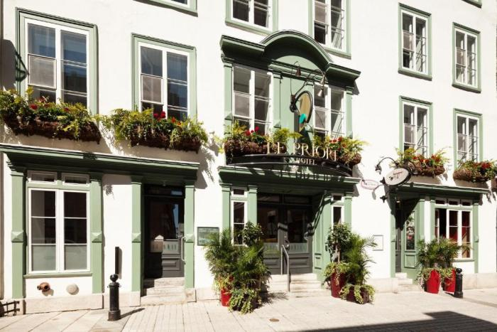 Hotel le Priori in Quebec Canada