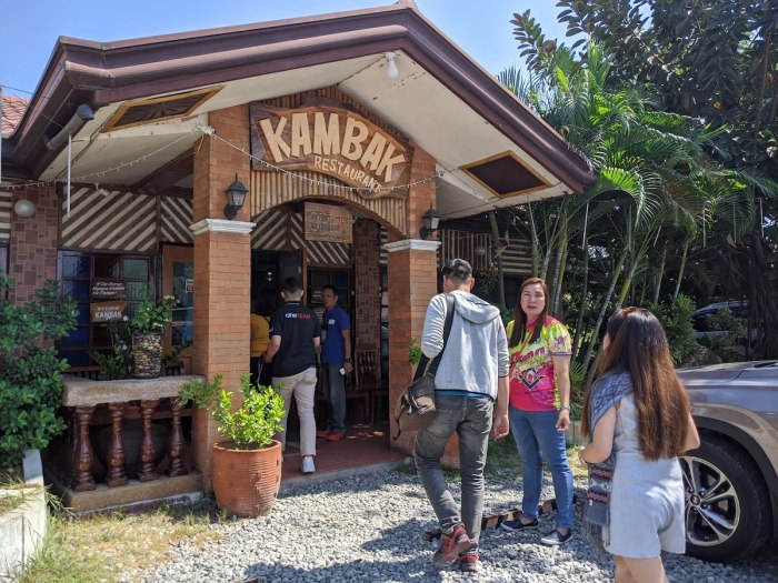 Kambak Restaurant