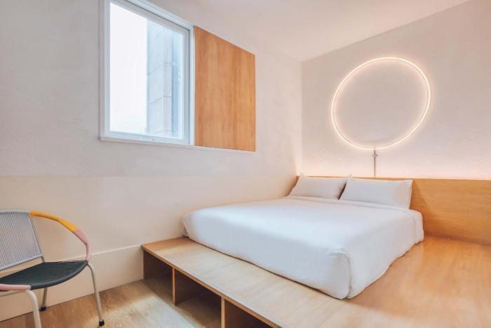 Room Design of Momo's Hotel KL