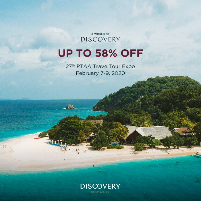 Savings on Travel Deals from Discovery's Hotels and Resorts