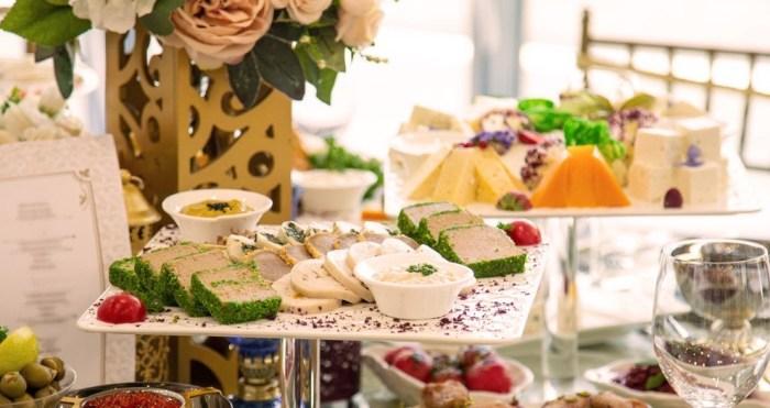 Savoy Hotel's Valentine's Day Buffet