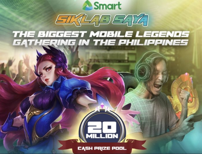 Smart Siklab Saya Manila Championhip