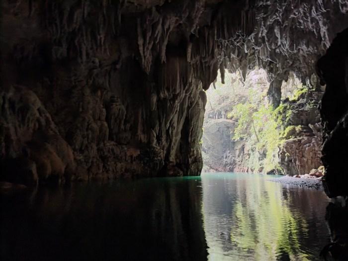 Underground River in Luna Apayao
