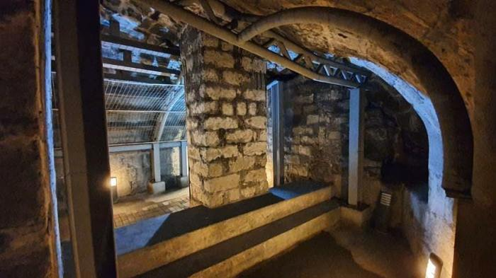 You Can Now Explore the 16th Century Dungeons in Fort Santiago at Night photo via Intramuros Administration FB Page